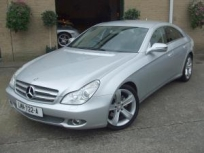 MERCEDES CLS 350 CDi-A COUPE from brentmealin