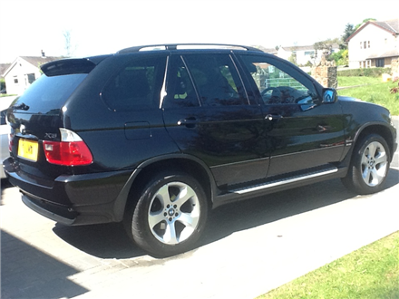 BMW X5 Sport from private
