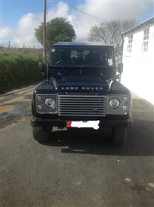 Land Rover Defender 2.2 from private