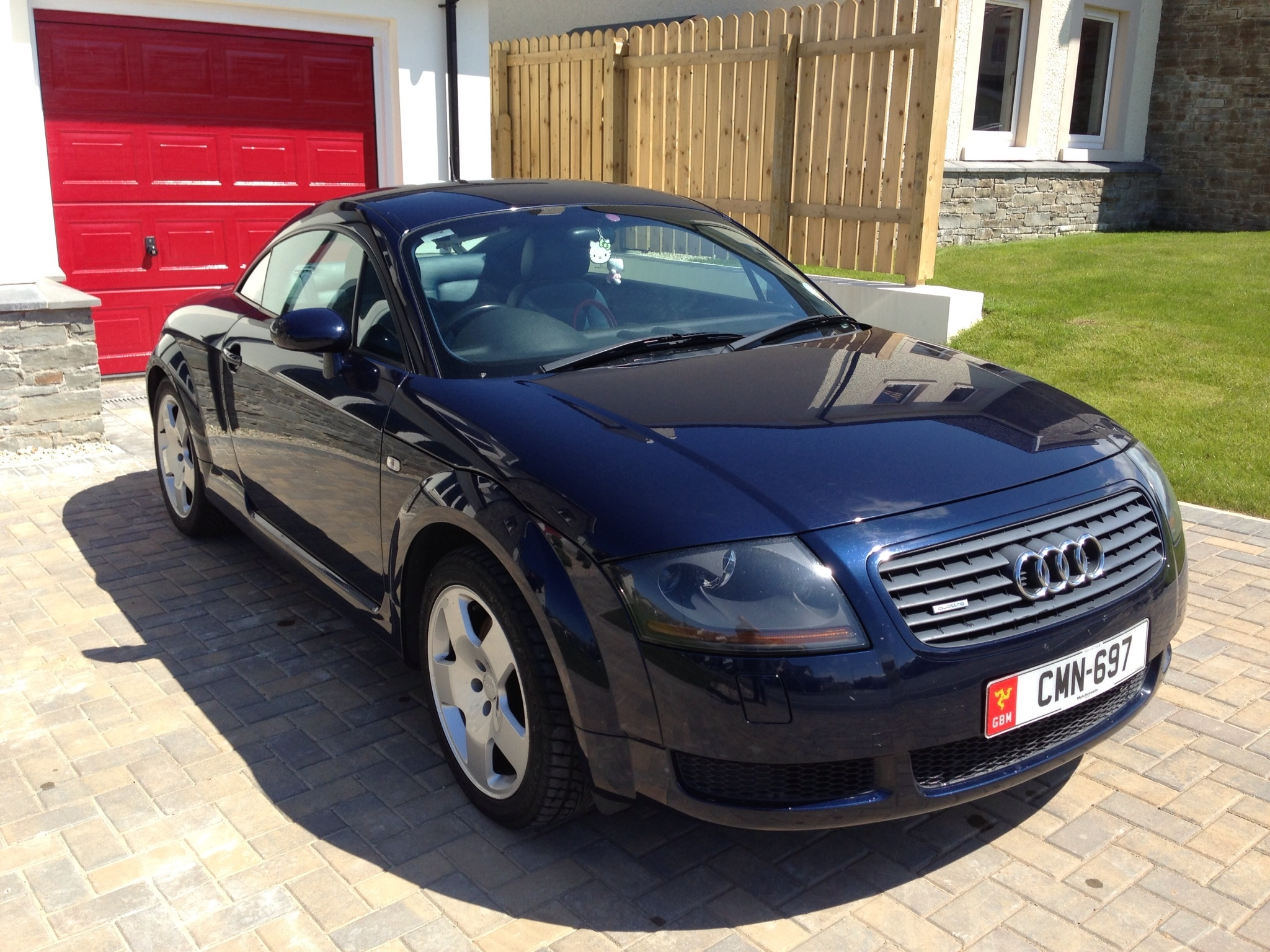 Audi TT Coupe 225bhp 1800 from private