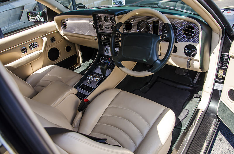 Bentley Continental R Mulliner 6750 from private