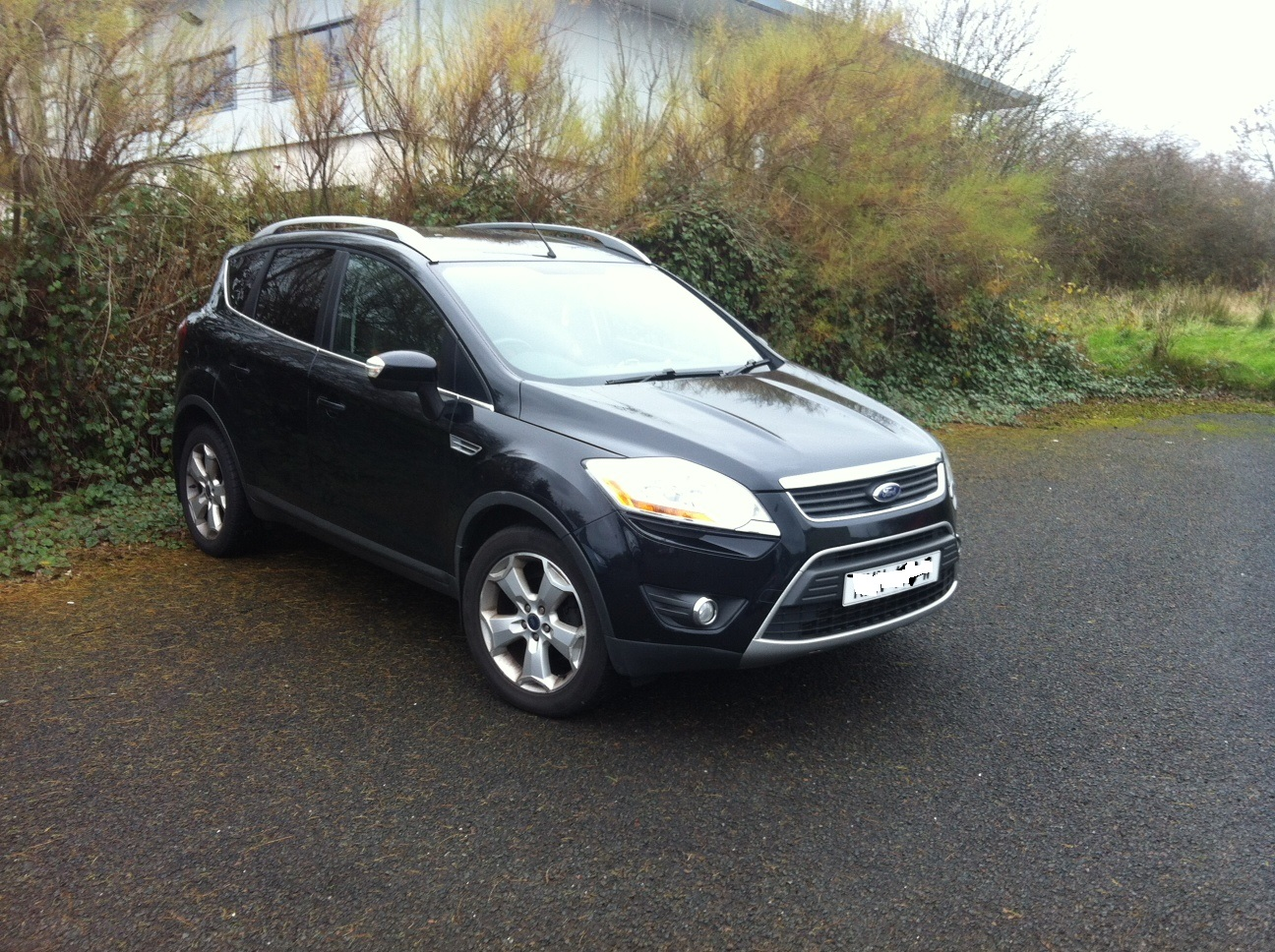 ford kuga 1.9 from private