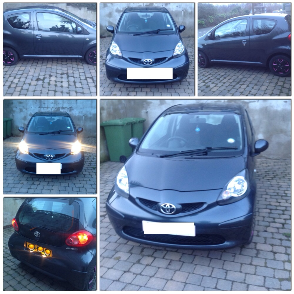 Toyota  Aygo 1.0 from private