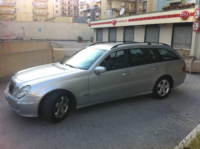Mercedes E270 CDI 2.7 from private