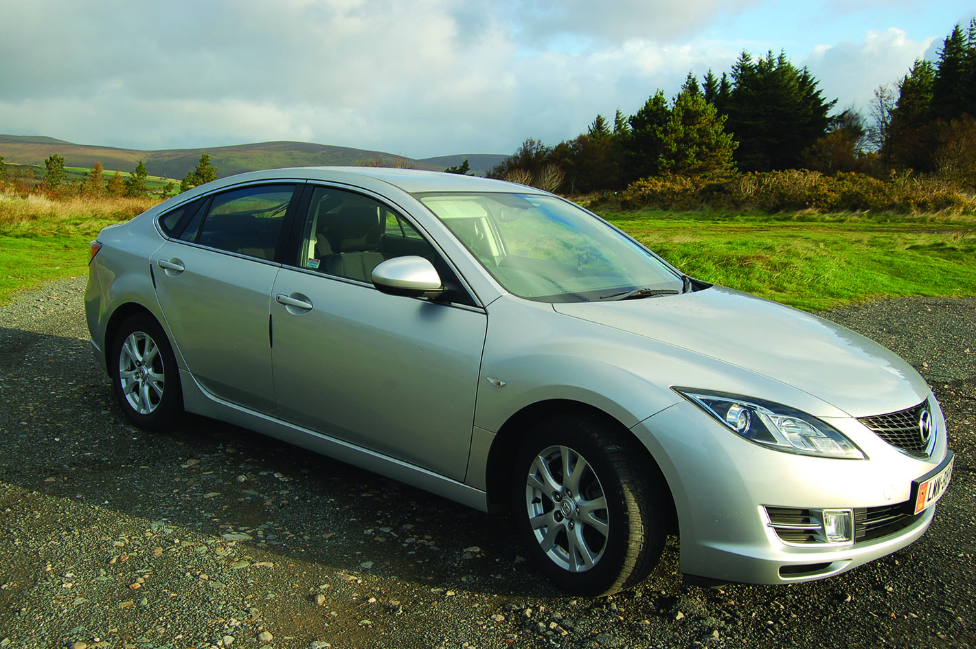 Mazda 6TS 2.0 from private