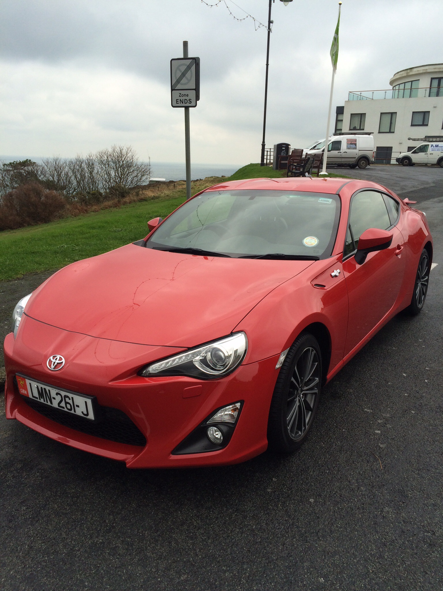 Toyota GT86 2.0 from private