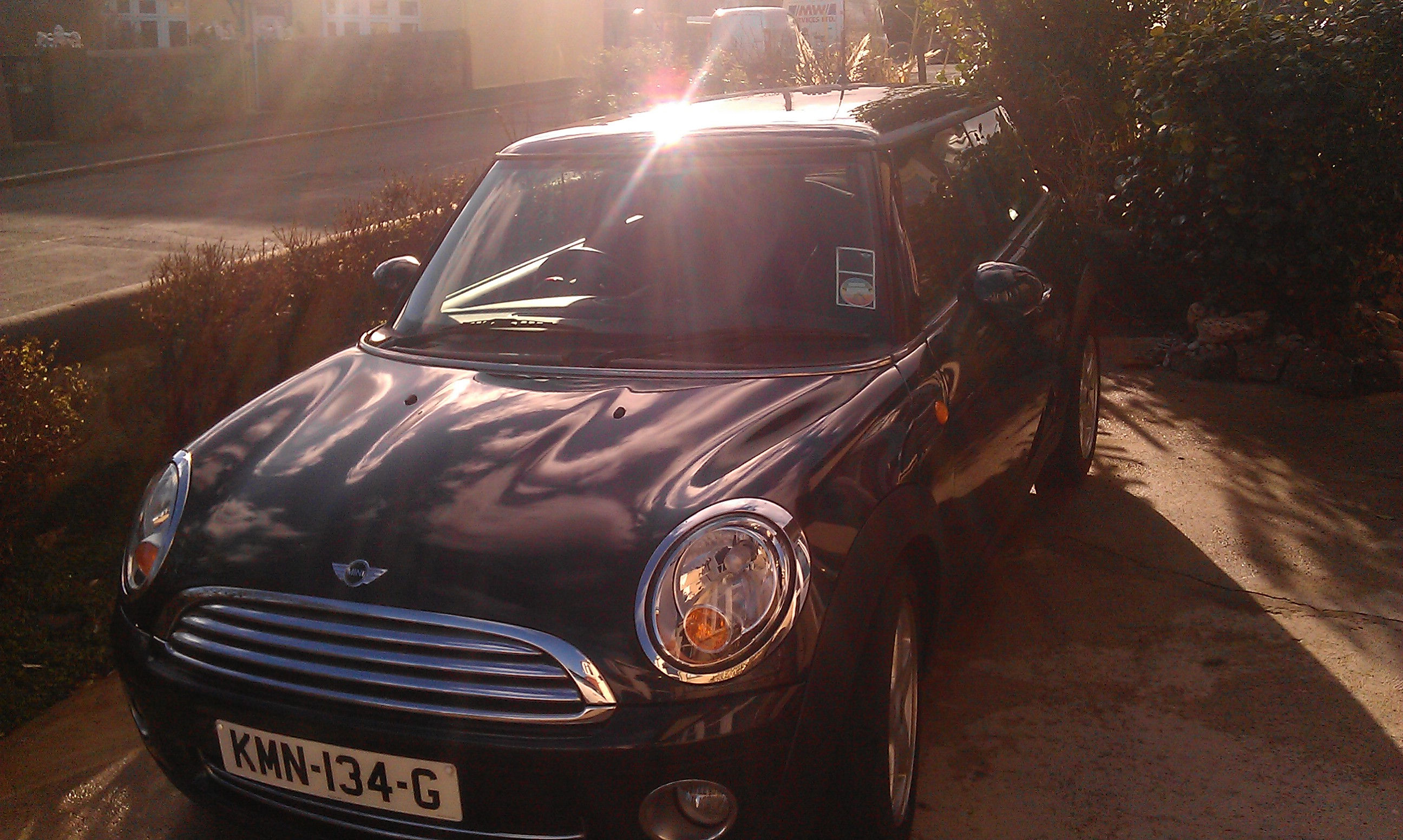 Mini Cooper 1600 from private