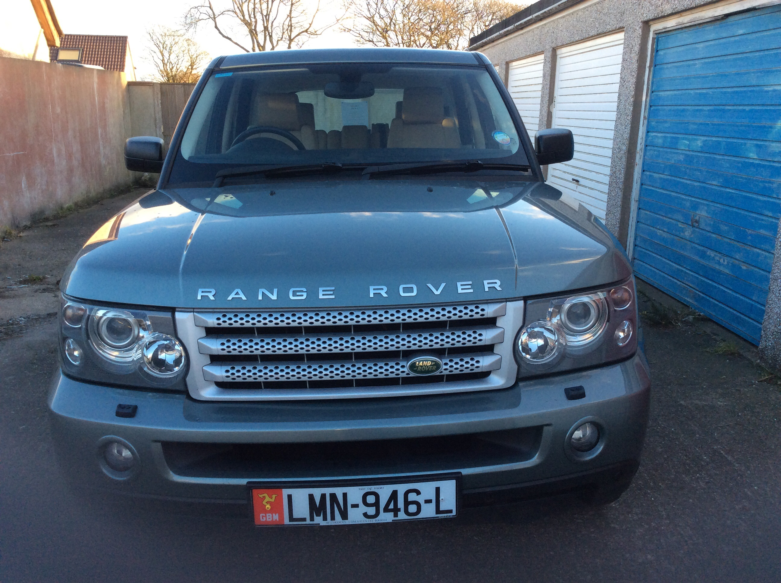 Range Rover  Sport 2.5 from private