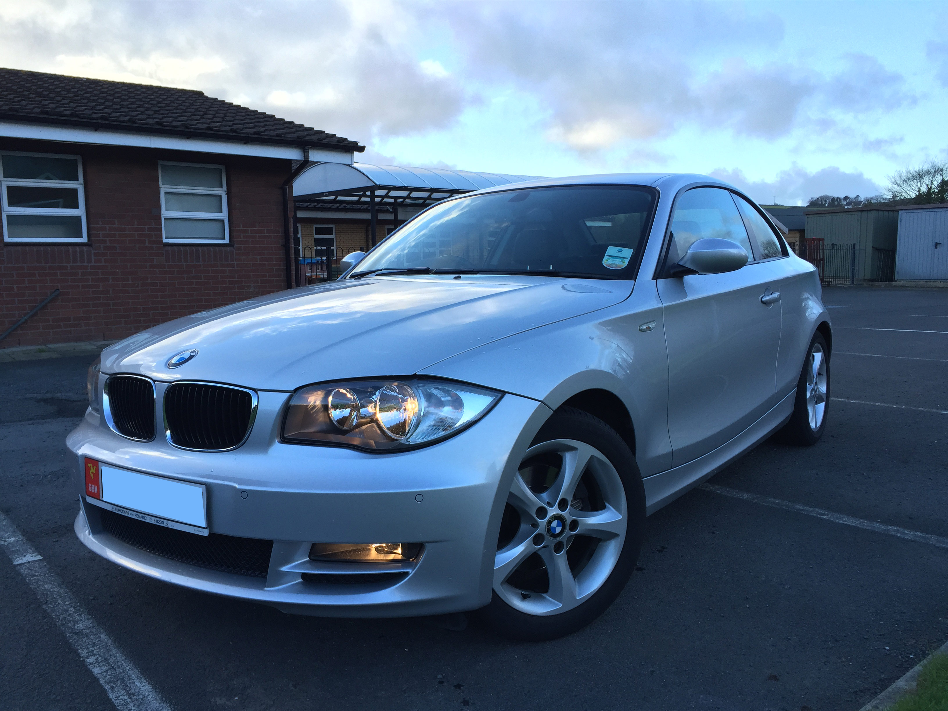 BMW 120D ES 2.0 from private