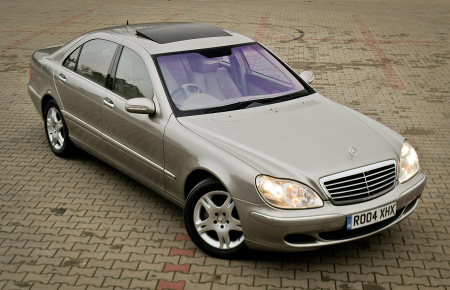 Mercedes S-Class 500 5000 from private