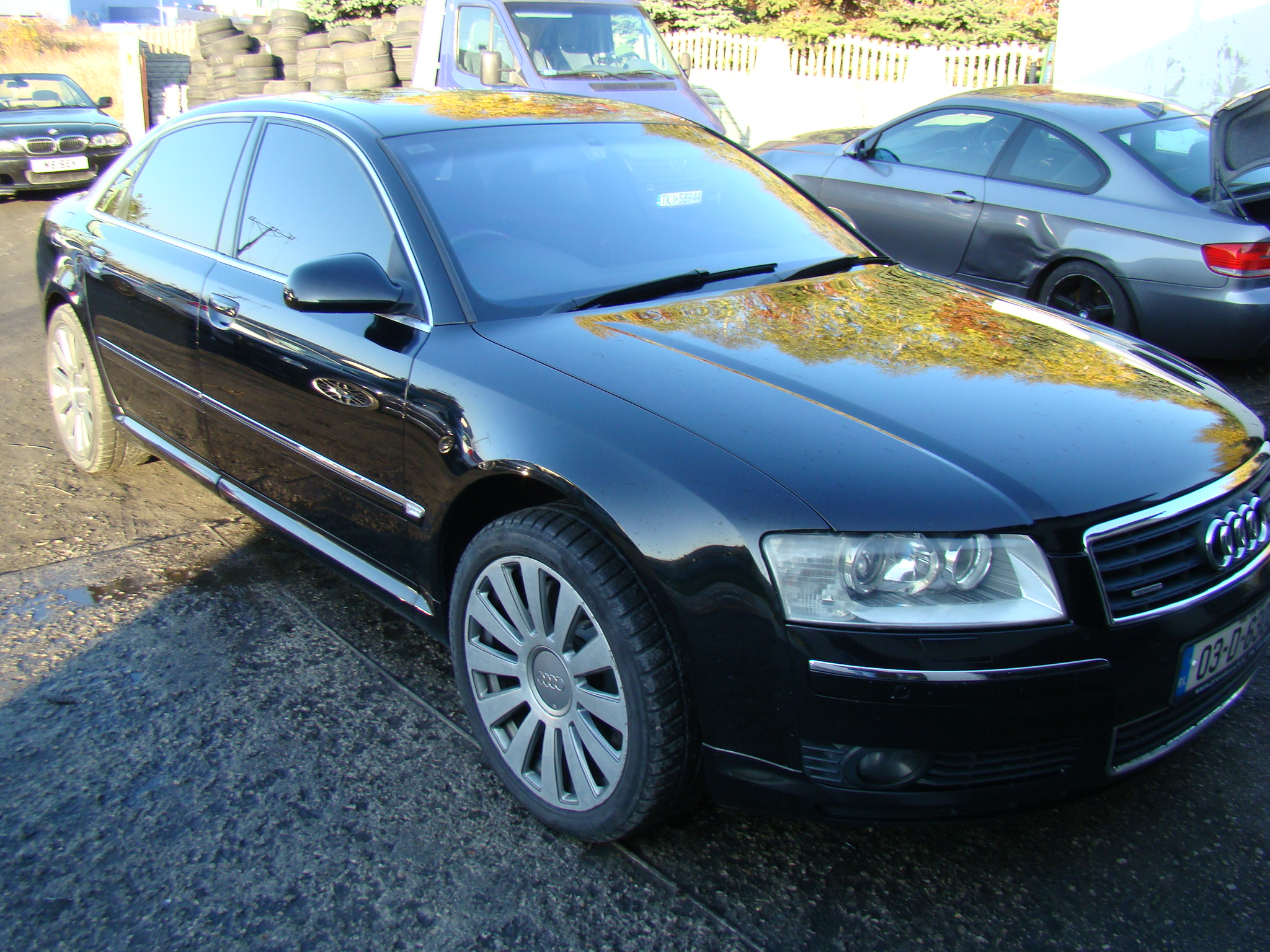 Audi a8 Quatro Long  4.2 from private
