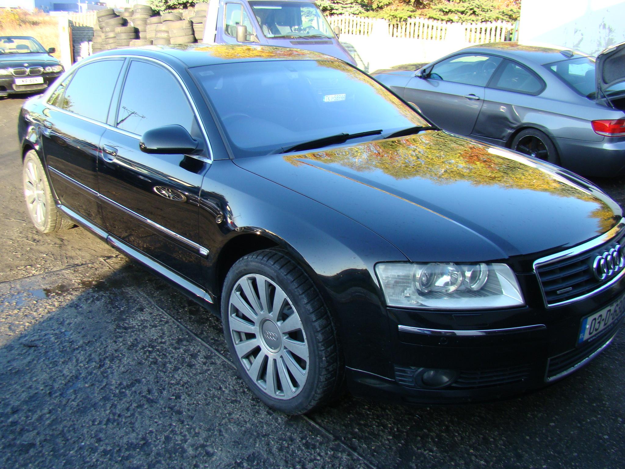 Audi a8 Quatro Long  4.2