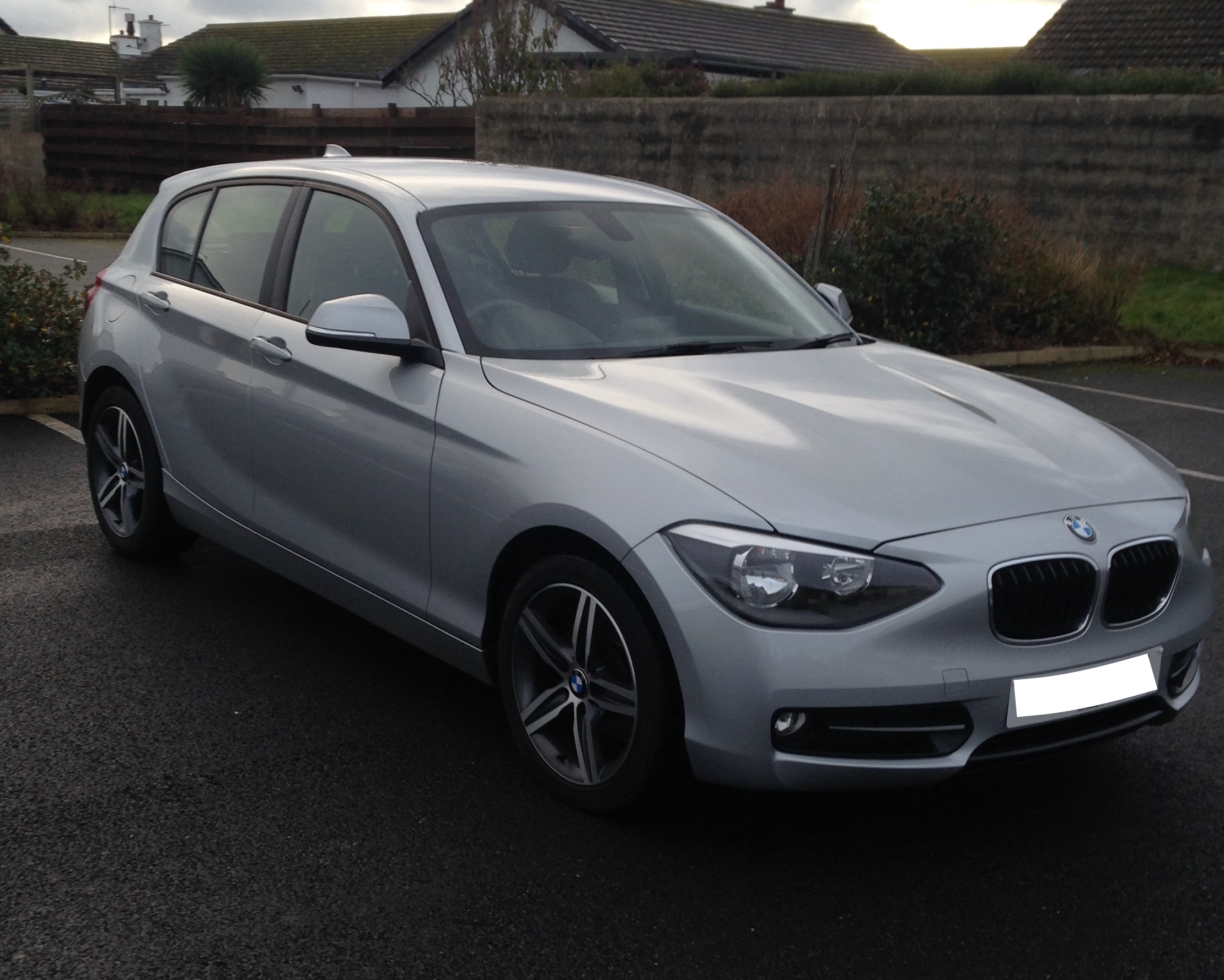 BMW 118d Sport from private