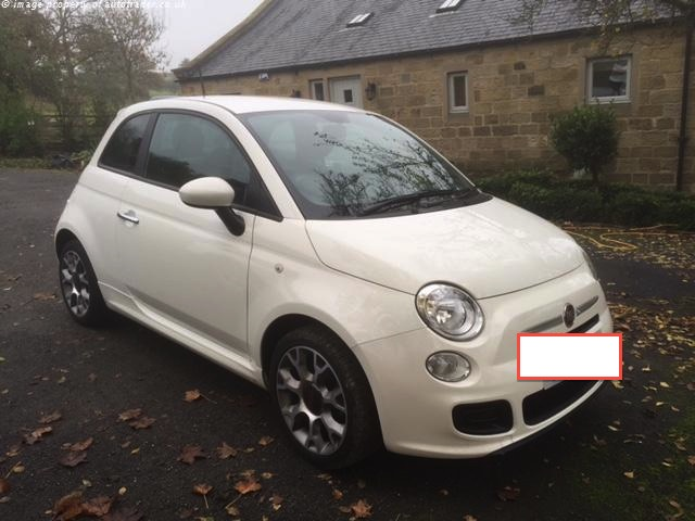 Fiat 500 Pop (start/stop) 1.2 from private