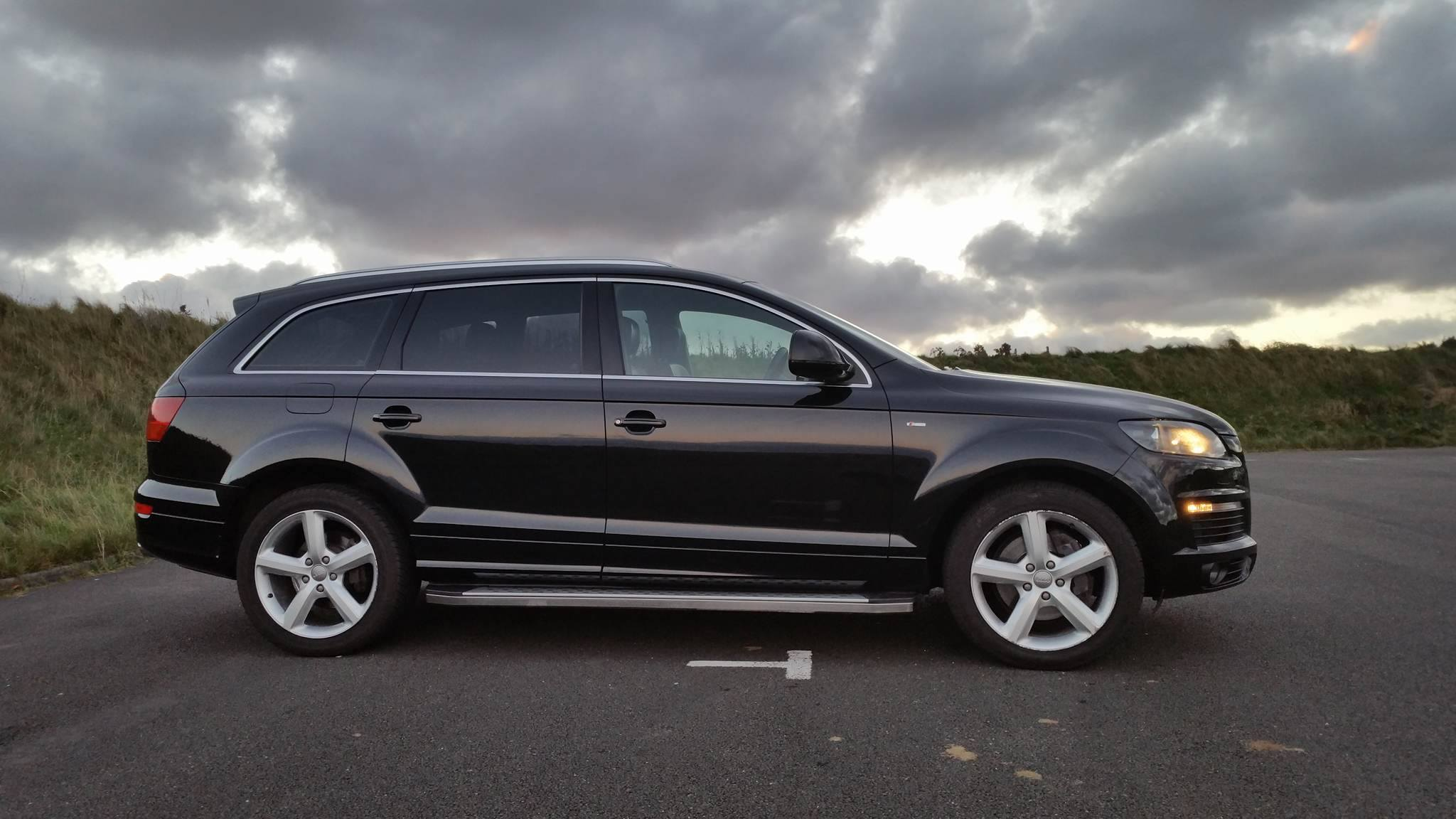 Audi Q7 3000 from private