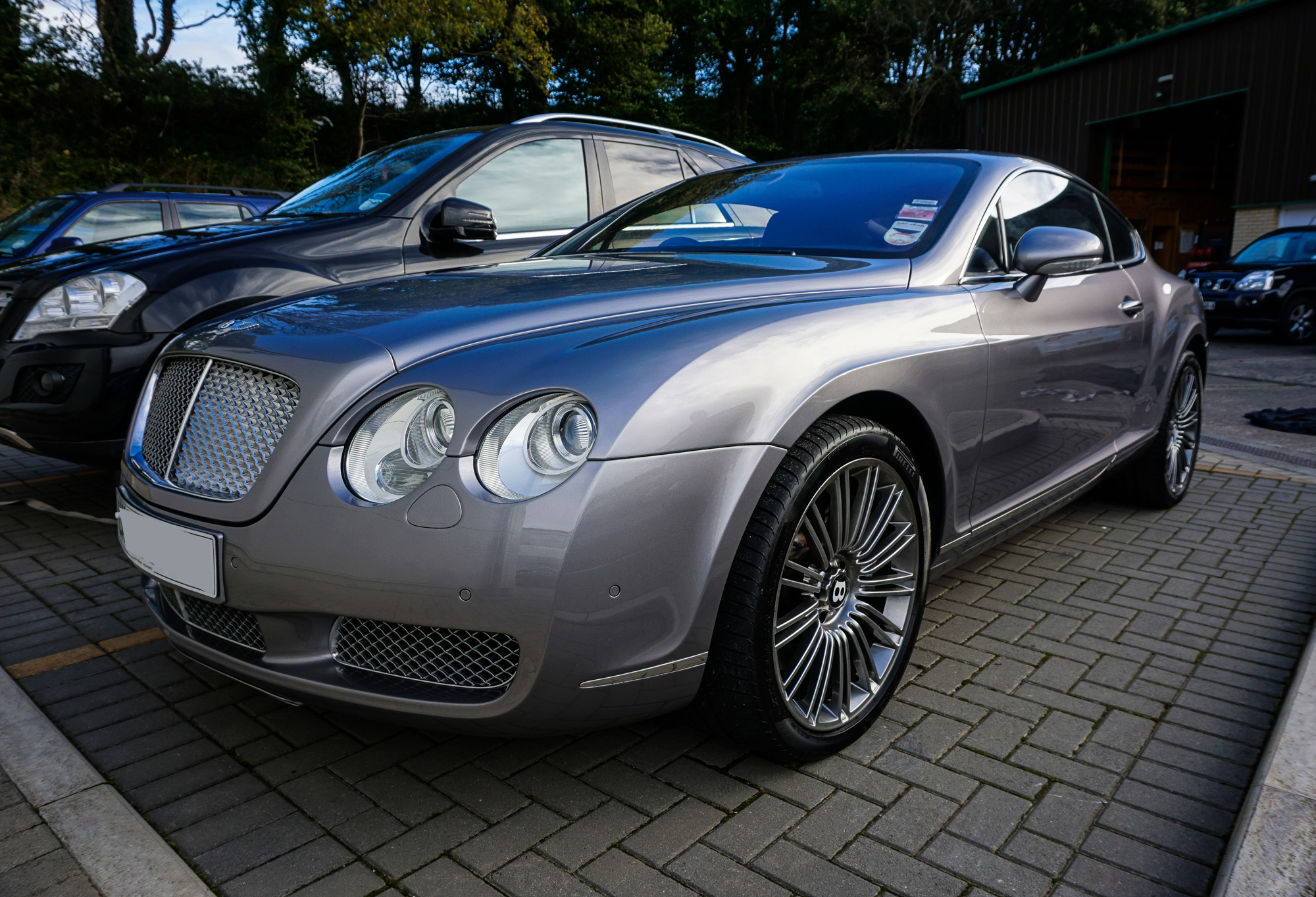 BENTLEY CONTINENTAL GT 6.0 from private