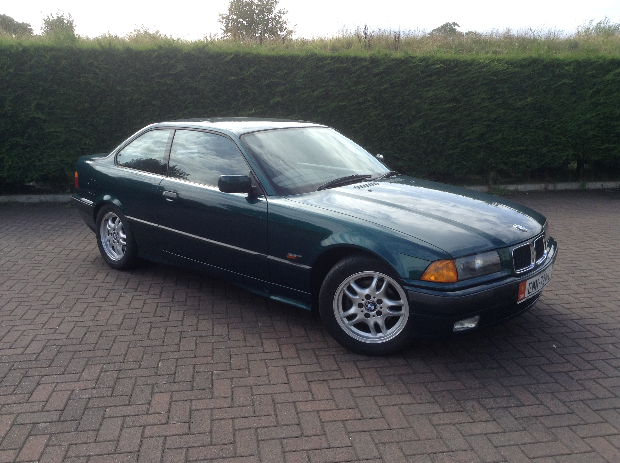 Bmw 323 coupe  2.5 from private