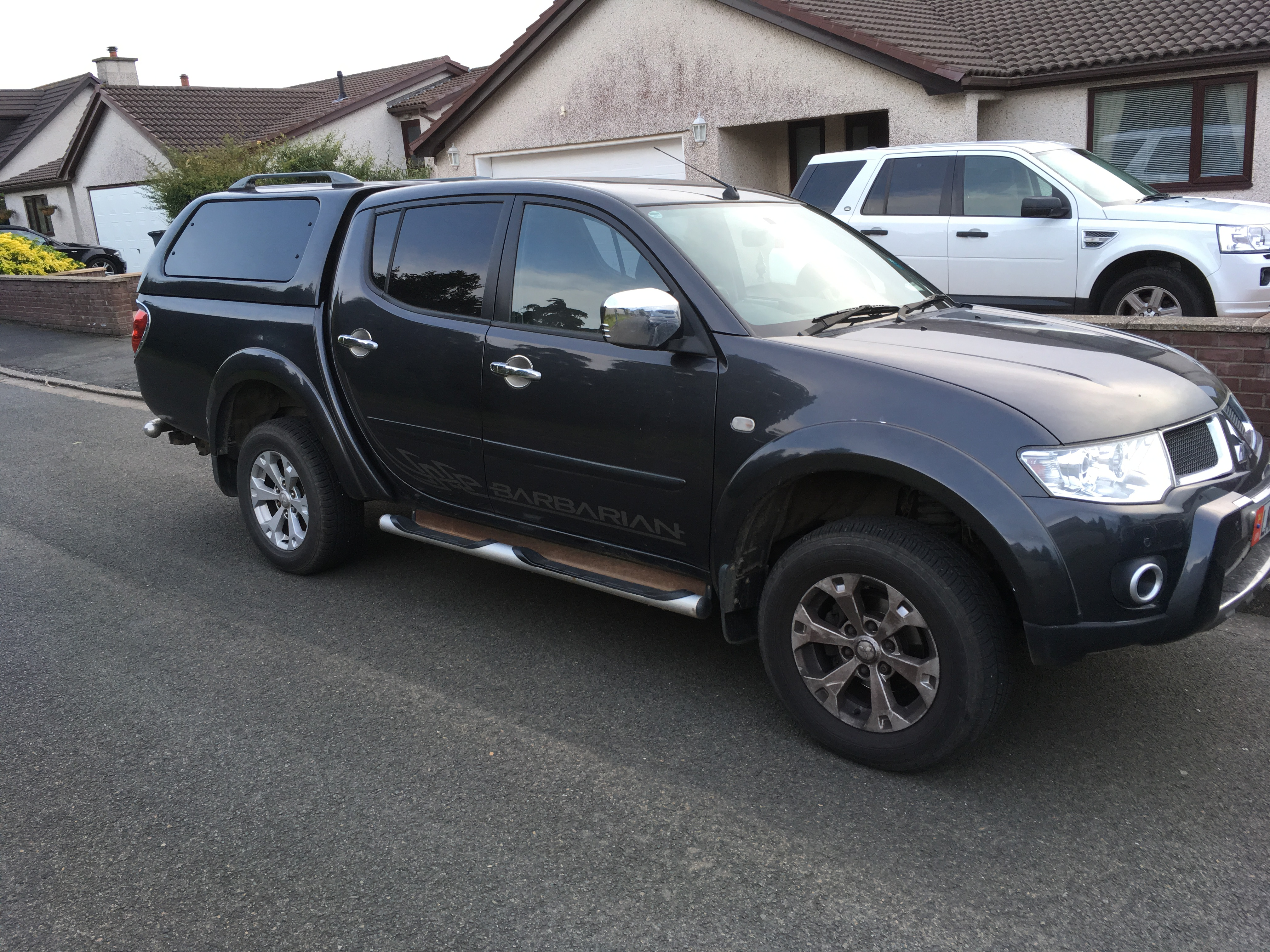 Mitsubishi L200 Barbarian 2477 from private