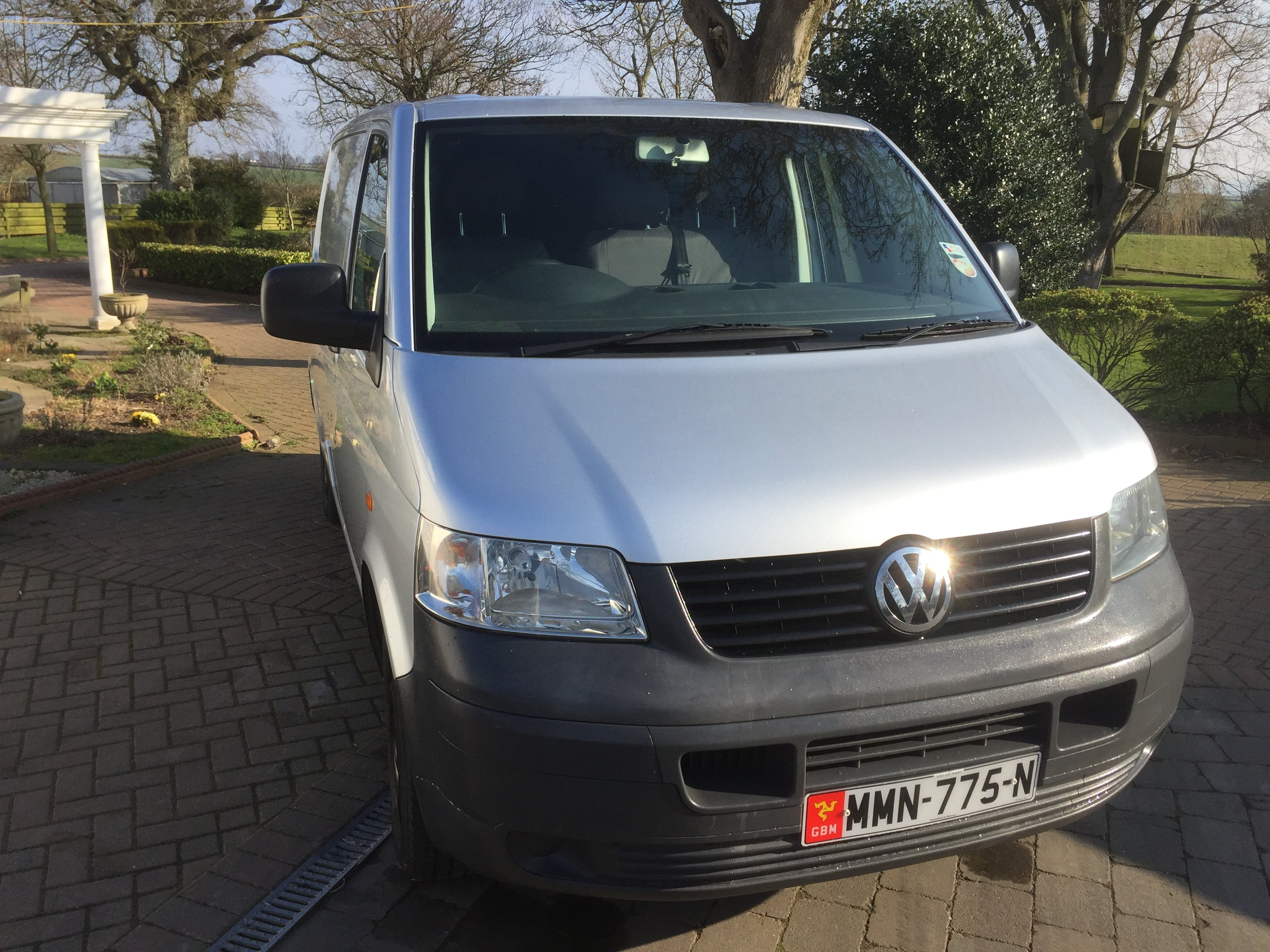 Vw Transporter t5 1.9 from private