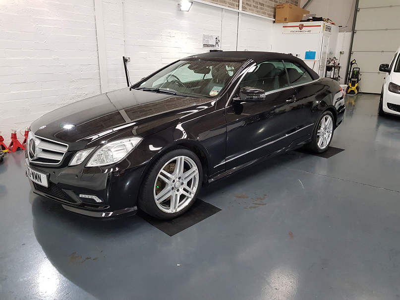 Mercedes E350 3.5 from private