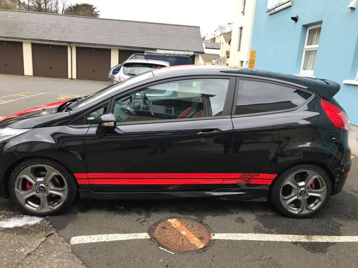 FORD FIESTA ST2 1.6 Turbo from private
